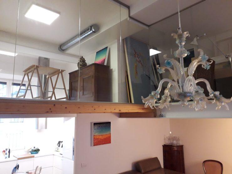 Prestigioso appartamento all'interno di un ex convento
