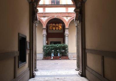 Spazioso bilocale zona Duomo