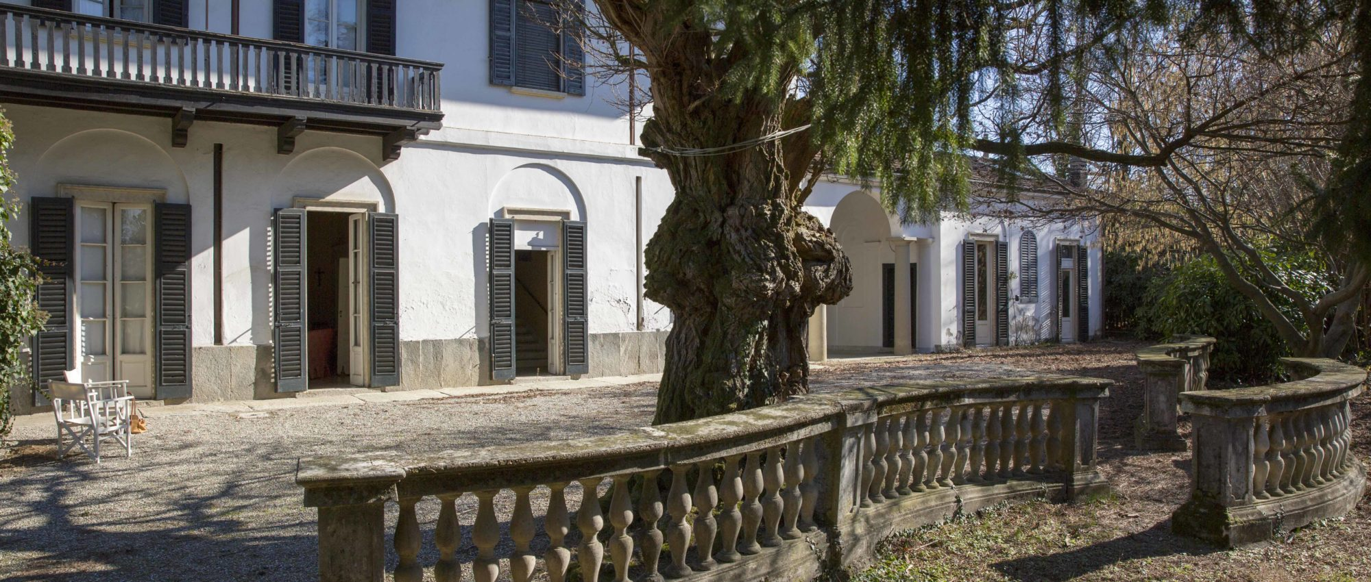 Dimora storica con giardino