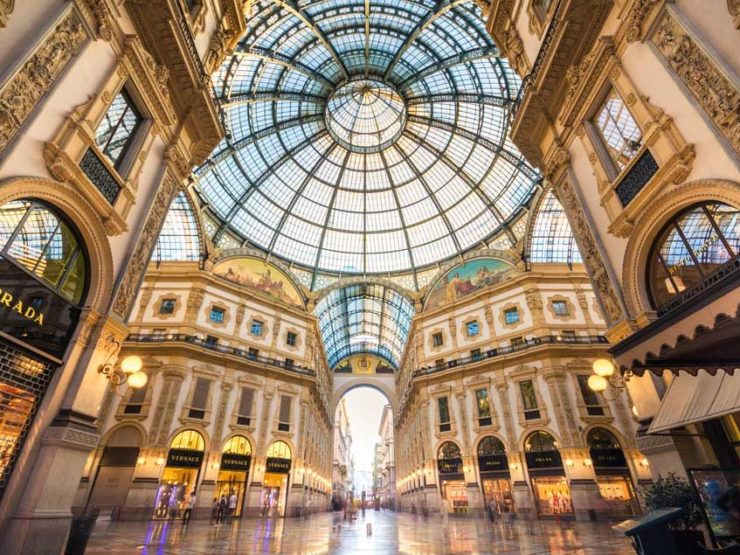 Un negozio a Milano rende più di un titolo di Stato