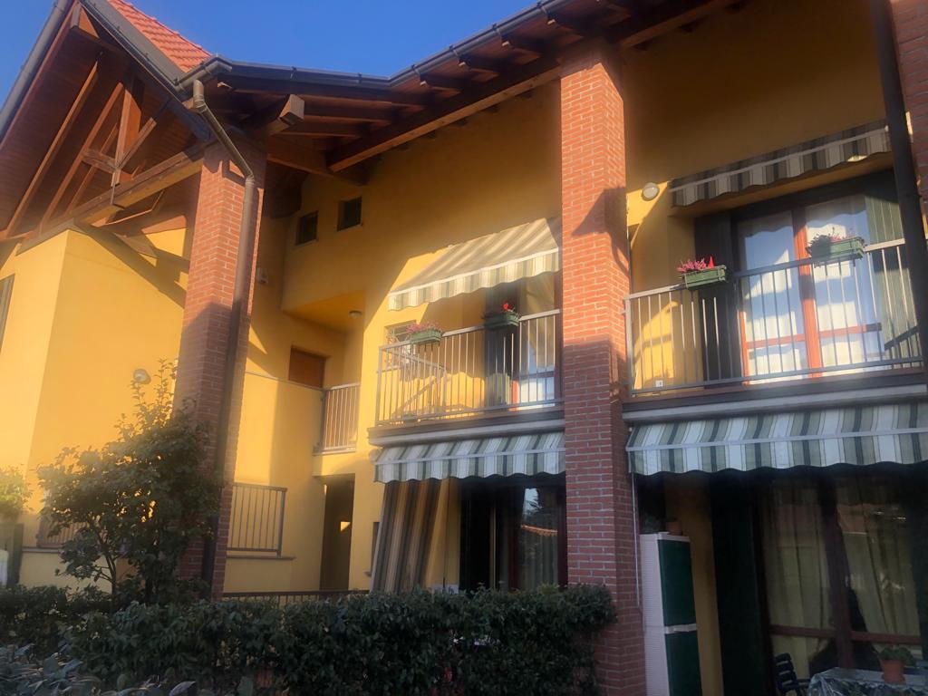 Grazioso 4 locali con ampio balcone e mansarda
