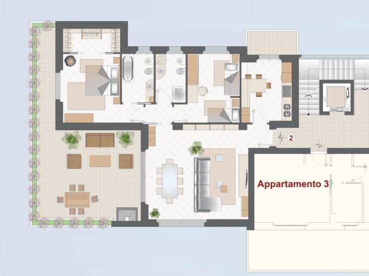 Appartamenti in nuova costruzione