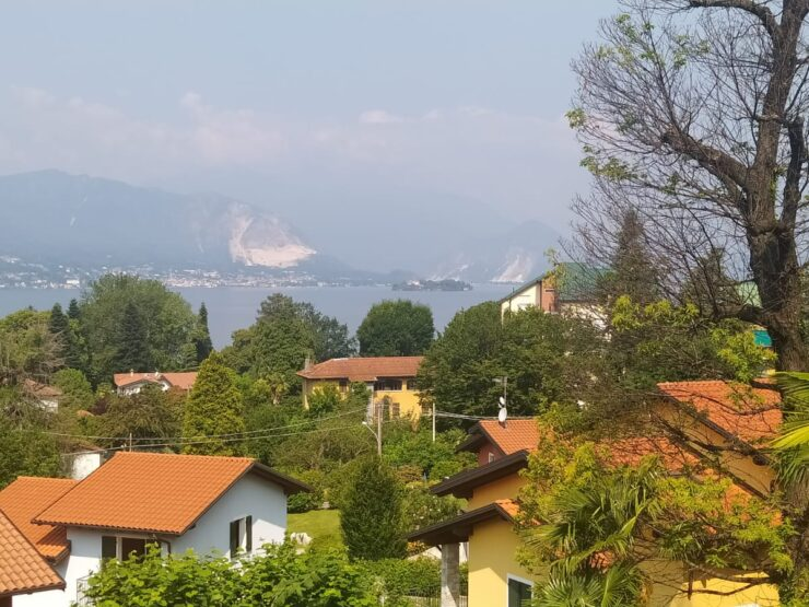 Stupenda villa con vista panoramica